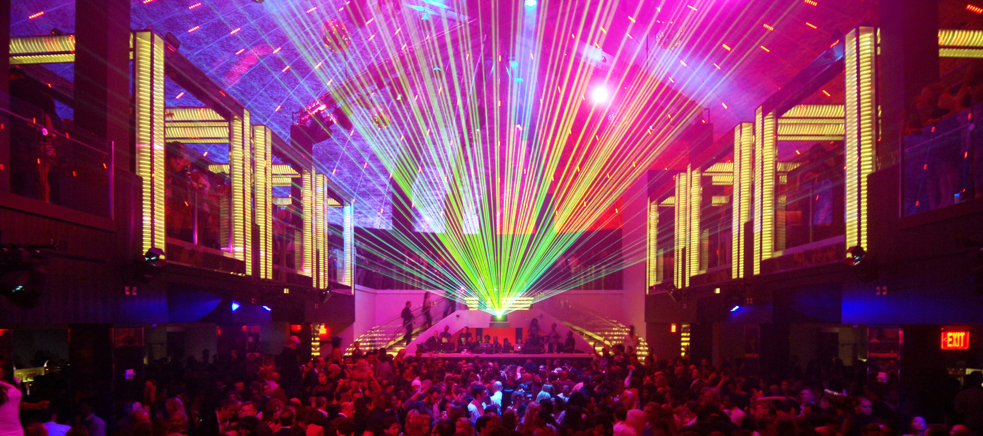 The Top 10 Nightclubs in the World