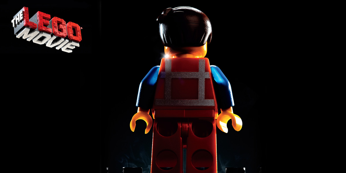 The LEGO Movie – Everything is awesome