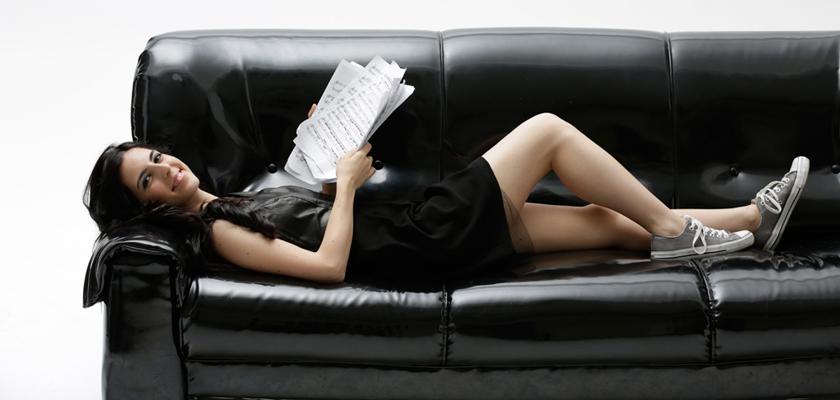 Eat. Sleep. Practice. Repeat.  An interview with AyseDeniz