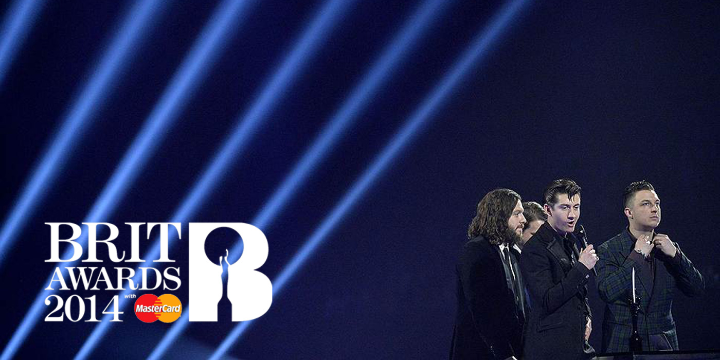The Brits 2014 – showbiz as usual