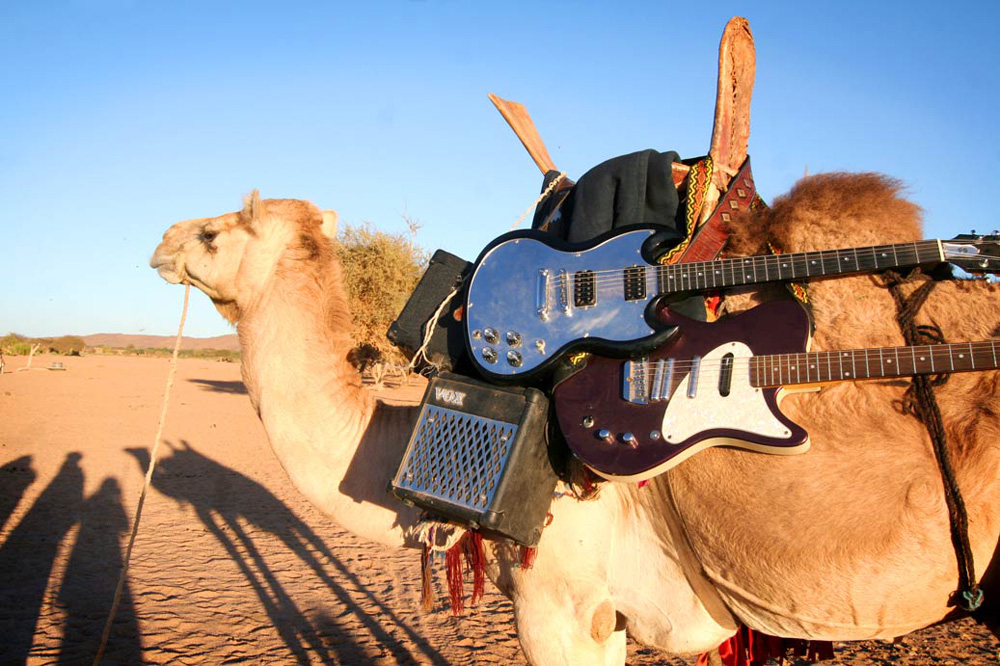 The Desert Troubadours