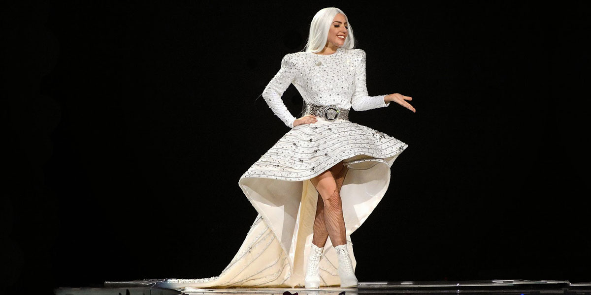 Lady Gaga's artRAVE Music. Fashion. Dance. Party.