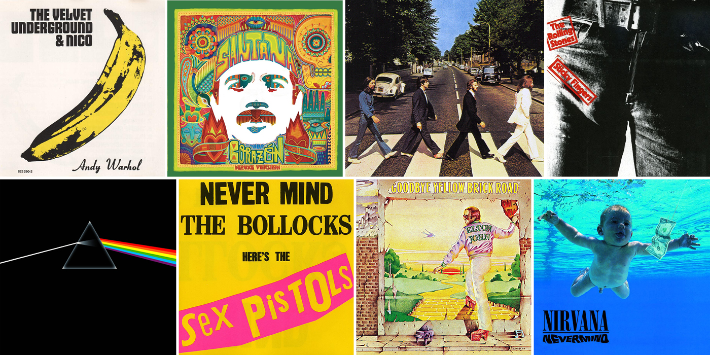 The 20 Most Iconic Album Covers Of All Time Creation