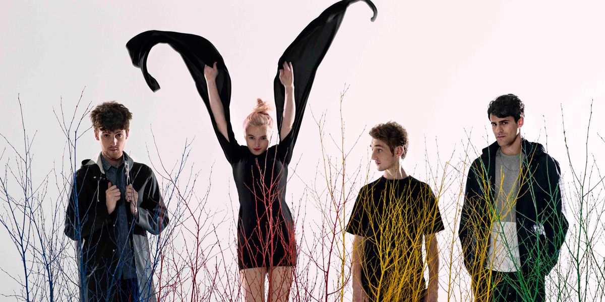 Clean Bandit – The Awesome Foursome!
