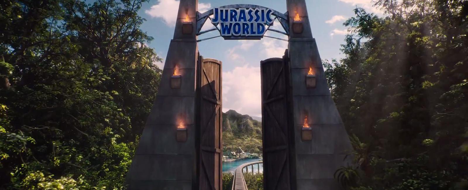 Jurassic World – First Trailer