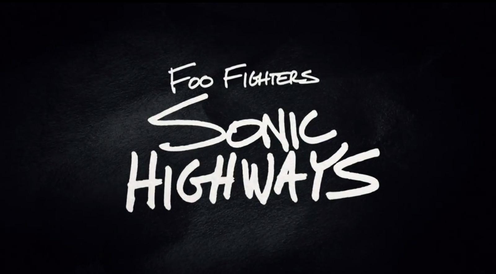 Sonic Highways, un retrato sonoro de Estados Unidos firmado por Foo Fighters