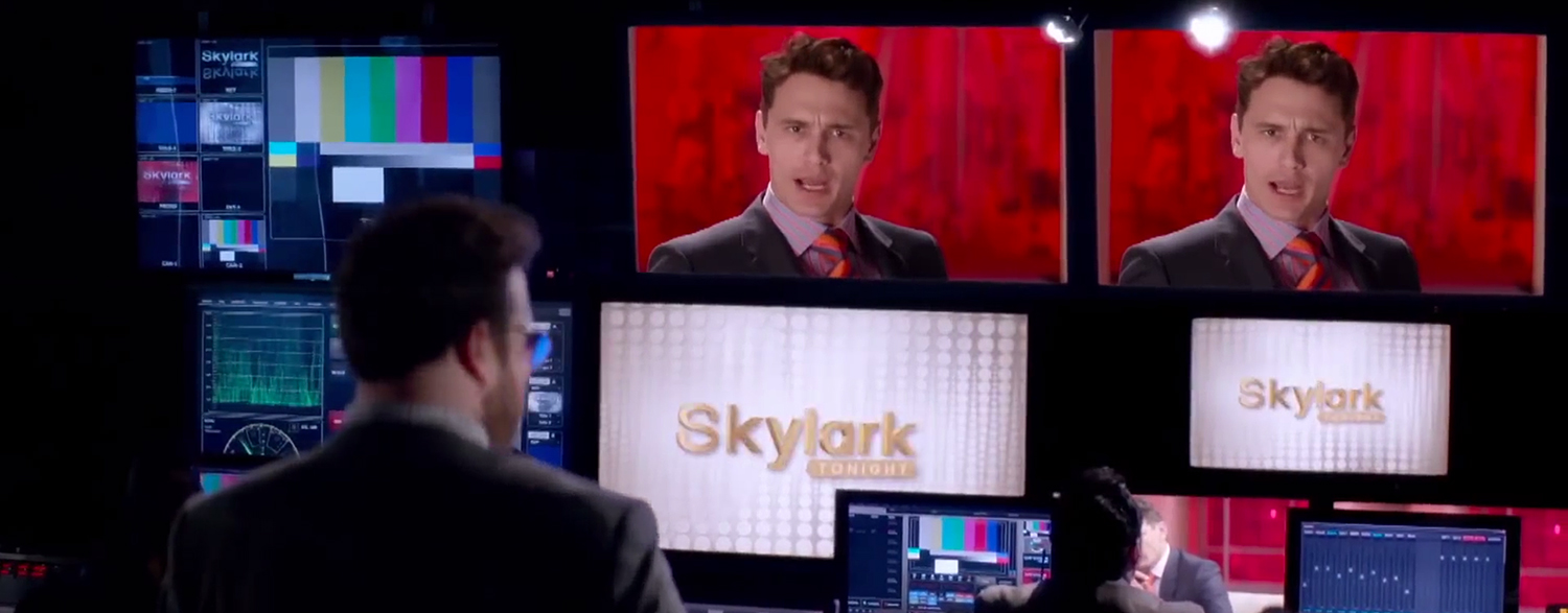 The controversy surrounding The Interview