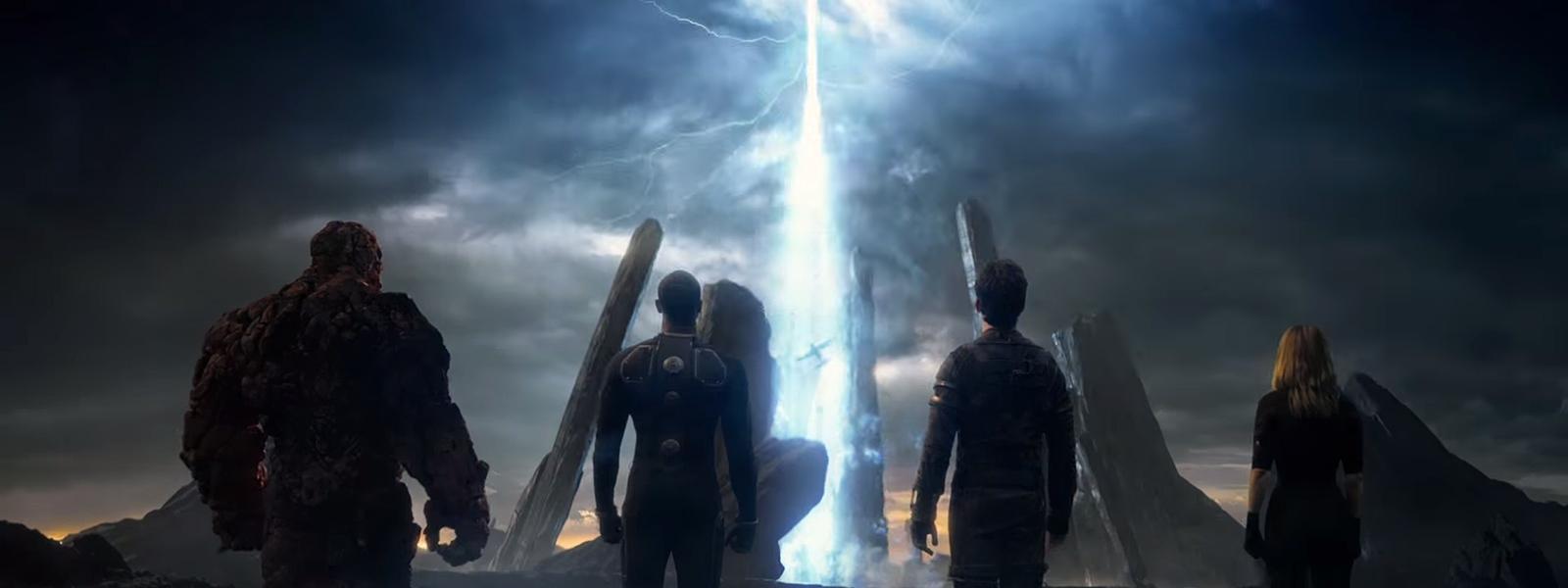 Fantastic Four – Official Teaser Trailer
