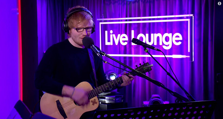 BBC Live Lounge Catch Up