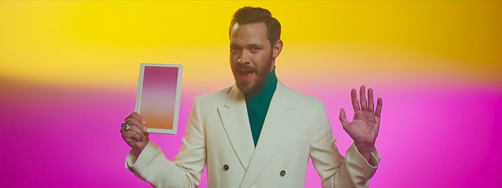Will Young – Love Revolution
