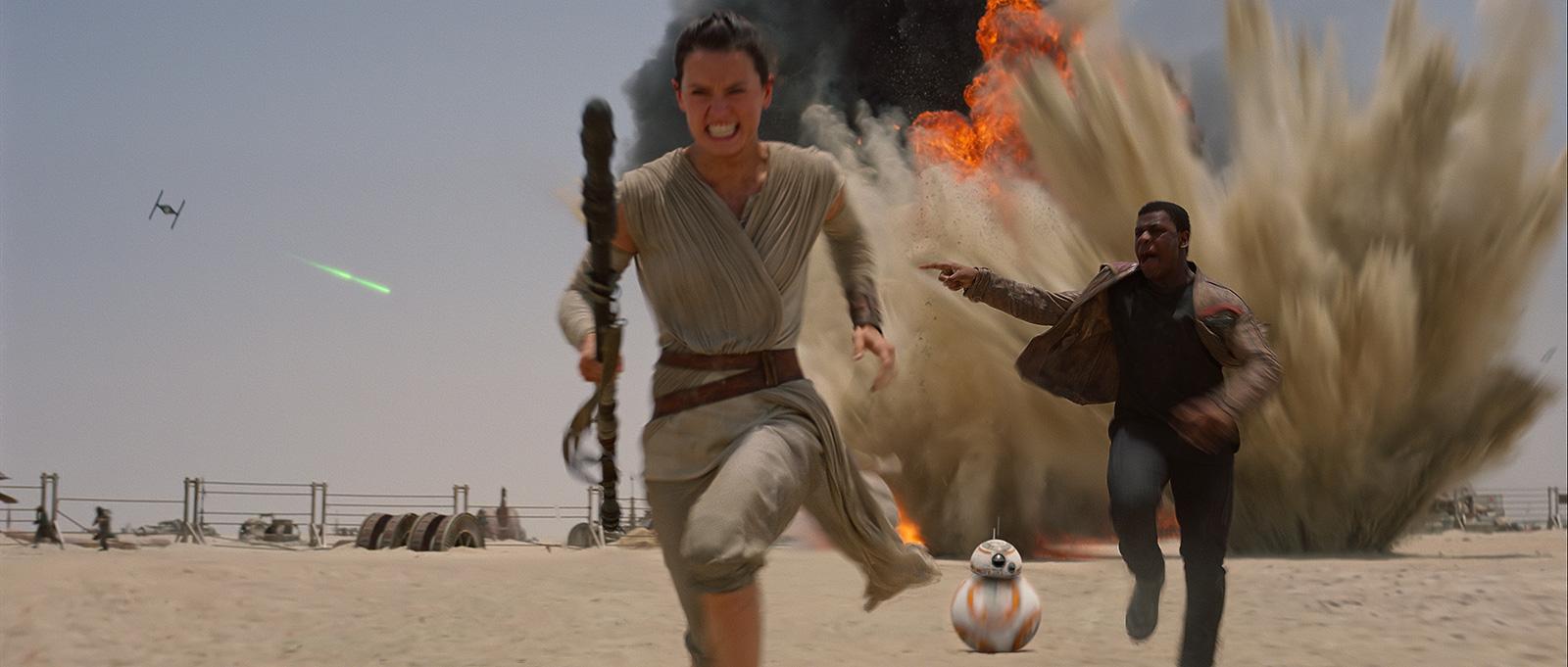 Star Wars: The Force Awakens <br> Official Teaser Nº2