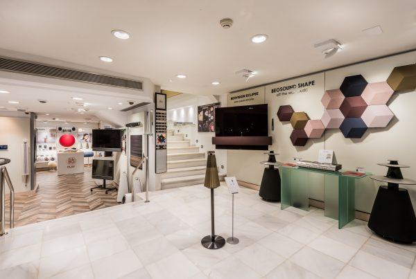 B&O Banus Office Interior